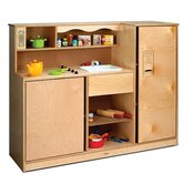 Whitney Brothers Play Kitchen Sets