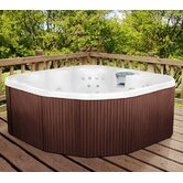 Rock Solid Series Sierra 5 Person Spa with 20 Jets