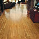 "Jacks Creek 3-1/4"" Solid White Oak in Natural"