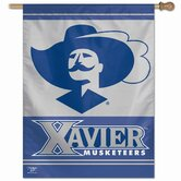 NCAA Xavier University Banner
