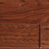 "Heritage 0.5"" x 5"" Engineered Hickory in Fireside Hand Scraped"