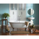 Era Freestanding Double-Ended Tub with Ball &amp; Claw Feet