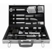 Tool Set in Aluminum Case (Set of 21)