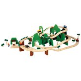City Road and Rail Play Set - Adventure