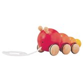 Preschool Pull Along Caterpillar