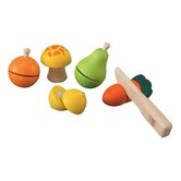 Preschool Fruit and Vegetable Play Set