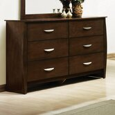 Elaine 6 Drawer Dresser