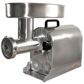 Stainless Steel Electric Meat Grinder/Stuffer
