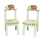 Little Farmhouse Extra Kid's Chair (Set of 2)