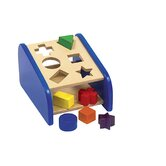 Sort and Match Hide'n Seek Shape Sorter