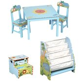 Safari Kids 5 Piece Furniture Set