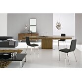 Park 5 Piece Dining Set with Cruiser Chair Set