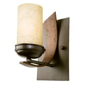 Recycled Aizen Bath Light - One Light