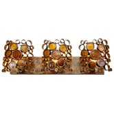 Recycled Fascination Halogen Bath - Three Light