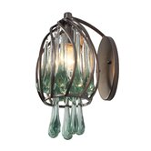 Area 51 1 Light Wall Sconce