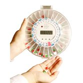 Automatic Pill Dispenser with Alarm
