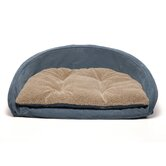 Ortho Kuddle Kup Dog Bed in Blue