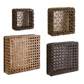 Addel Woven Wall Cube (Set of 4)