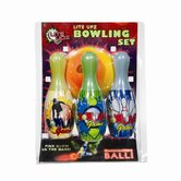 LITE UPZ Illuminating Bowling Set