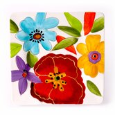 Laurie Gates Salad Plates in Liza (Set of 4)