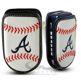 MLB Leather Cell Phone Holder