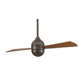 "52"" Involution 2 Blade Ceiling Fan"