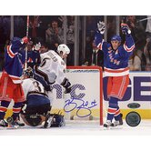 NHL Brendan Shanahan Celebrates Career Goal Photograph