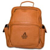 MLB Leather Computer Back Pack