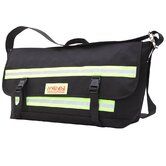 Bike Messenger Bag with Stripes