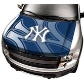 MLB Auto Hood Cover