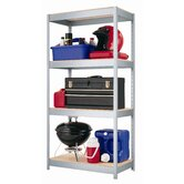 "1000 Series 60"" H Four Shelf Shelving Unit"