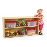 Value Line 2-Shelf Storage