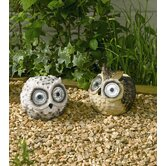 Owl Solar Lights (Pack of 2)