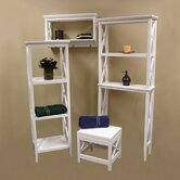 X-Frame 4 Piece Bathroom Furniture Set