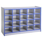 20 Tray Storage Cabinet