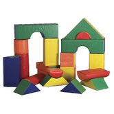 21 Pieces Jumbo Soft Blocks