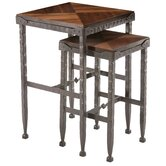 Stone County Ironworks Nesting Tables
