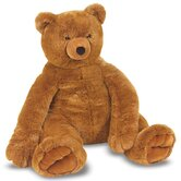 Jumbo Brown Teddy Bear Plush Stuffed Animal