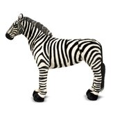 Zebra Plush Stuffed Animal
