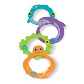 Maritime Mates Sink and Seek Rings Pool Toy