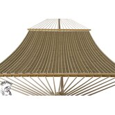 Phat Tommy Sunbrella Harwood Deluxe Quilted Reversible Hammock and Base Combination