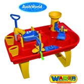 Children's Bath World Water Toy