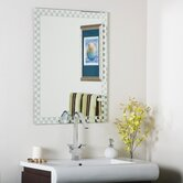 Frameless Liana Wall Mirror