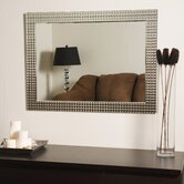 Frameless Disco Mirror