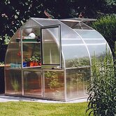 Riga IIs Polycarbonate Greenhouse