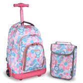Lollipop Kids Rolling Backpack
