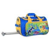 Dino II Kids Rolling Duffel Bag