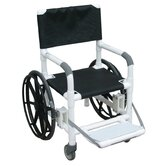 Echo Transport Chair with Sling Seat