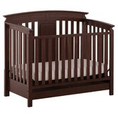 800 Series 4-in-1 Convertible Crib