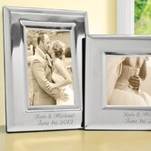 Elegant Vertical Picture Frame